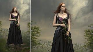 getlinkyoutube.com-Photoshop Tutorial | Fantasy Photoshop Manipulation Mixing