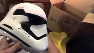 getlinkyoutube.com-Unboxing of an official The Force Awakens First Order Anovos