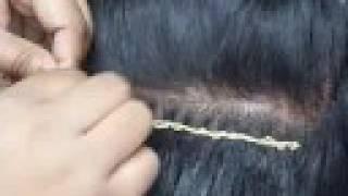 getlinkyoutube.com-Online Hair Extension Training Videos #WeaveGenius