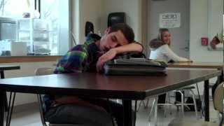 getlinkyoutube.com-Teacher pranks sleeping student