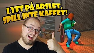getlinkyoutube.com-LYFT PÅ ARSLET, SPILL INTE KAFFET!