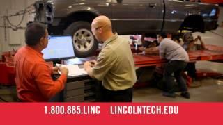 "Lincoln Tech ""The LINC"" Automotive in Denver, CO Commercial (2015)"