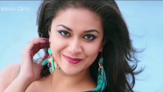 Keerthi Suresh Hot Saree Edit - Slow Motion HD 720p