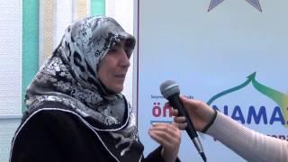 Önce Namaz Projesi Finali Katılımcısı Nurdane ERDOĞMUŞ