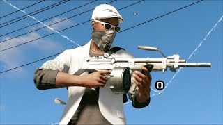 getlinkyoutube.com-Watch Dogs 2 Free Roam , Combat & Gang Kills