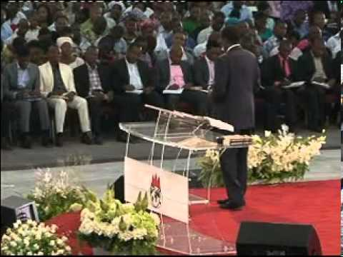 ENGAGING THE POWER OF HOLY GHOST FOR FULFILMENT OF DESTINY PT. 3A - EMPOWERMENT FOR RESTORATION PT.A