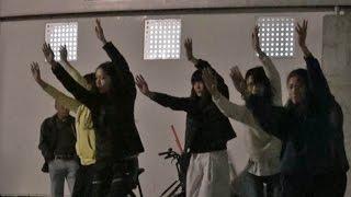 getlinkyoutube.com-【フルHD】阿波踊り「菊水連-前夜練習」 はな・はる・フェスタ2016(2016.4.15)