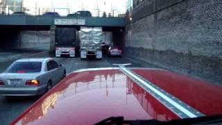 getlinkyoutube.com-Trucking in New York City through Brooklyn in my 07 379 Peterbilt