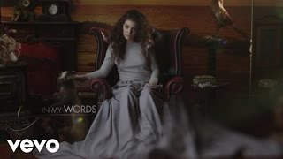 Lorde – In My Words indir