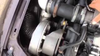 getlinkyoutube.com-Vauxhall Vectra b gsi 2.5 v6 supercharged redlining