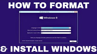 getlinkyoutube.com-Windows 8.1 Formatting and Clean Installation