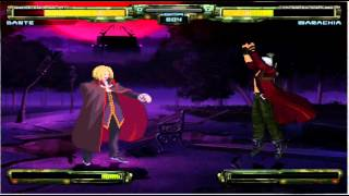 getlinkyoutube.com-MUGEN #43 Devil may Cry X Melty Blood