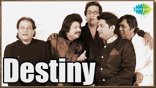 Hai Kashish Itni Teri Ankhon Mein | DESTINY by Pankaj Udhas, Anup Jalota, Talat Aziz & Sumeet Tappoo