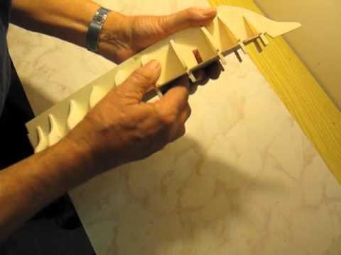 Come costruire una barca di legno in miniatura fai da te mania - Come costruire una casa in miniatura ...