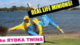 getlinkyoutube.com-Acro minions!