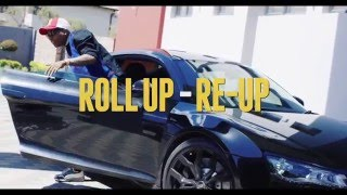 getlinkyoutube.com-Emtee - Roll Up (ReUp) Ft WIZKID & AKA ( Official Remix)