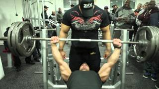 getlinkyoutube.com-Pure Muscles Gym (PMG) - Opening with Zack King Khan, Tempa T, Tiny Iron and More..!!