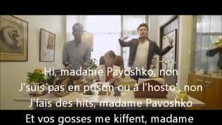 Black M - Mme Pavoshko [Paroles + Clip OFFICIEL] width=