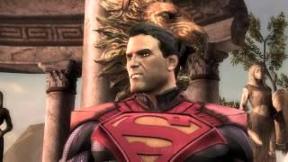getlinkyoutube.com-Injustice: Gods Among Us Scorpion Vs Superman