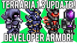 getlinkyoutube.com-Terraria 1.3: How to get Developer Armor, Wings, & Dye! (Terraria 1.3 Update Change) // demize