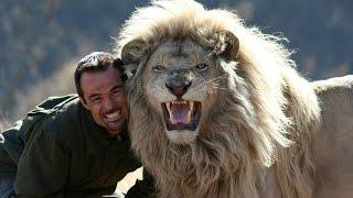getlinkyoutube.com-Lion Man: Kevin Richardson | South Africa