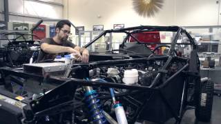 getlinkyoutube.com-'Creating Customs' visits Local Motors (Rally Fighter!)