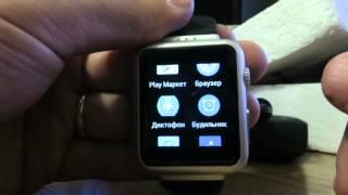 getlinkyoutube.com-K8 Smartwatch