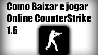 getlinkyoutube.com-Como Baixar E Instalar CS 1.6 Full- V7 Jogando Online { 2017 } - Canal do mAGROx