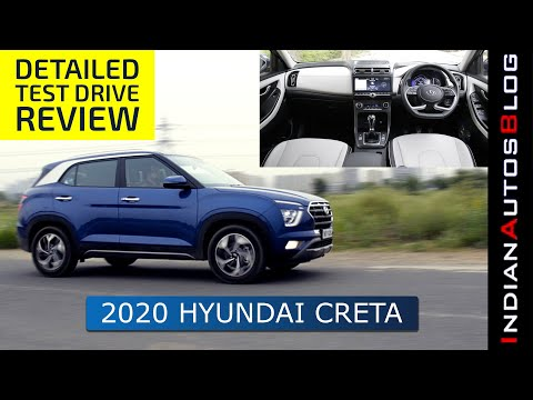 2020 Hyundai Creta Detailed Test Drive Review (Hindi)