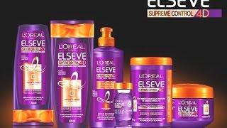getlinkyoutube.com-Elseve Supreme Control 4D | L'Oréal Paris