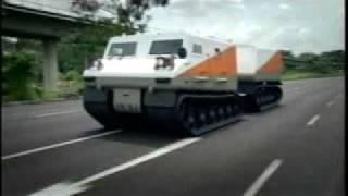 getlinkyoutube.com-Hackney - ATTV (All-Terrain Tracked Vehicle)
