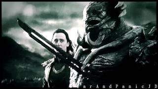 getlinkyoutube.com-Frigga Loki Thor || Safe In My Arms(Thor's Revenge)