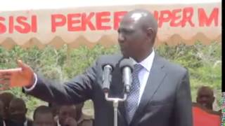 getlinkyoutube.com-Deputy President William Ruto speaks in Kalenjin
