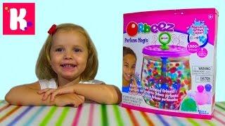 getlinkyoutube.com-Орбиз волшебный парфюм набор c разноцветными шариками Orbeez Parfue Maker set