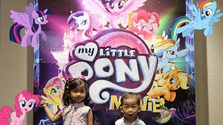 Seru!! Nonton My Little Pony The Movie at XXI Premier IMAX Pakuwon Surabaya