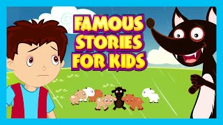 getlinkyoutube.com-Famous Stories For Kids   Fairy Tales and More For Children   Animated Stories