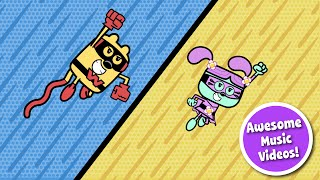 getlinkyoutube.com-Wubbzy The Superhero Education Android İos Free Game GAMEPLAY VİDEO