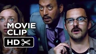 getlinkyoutube.com-Jurassic World Movie CLIP - Owen Escapes the Indominus Rex Paddock (2015) - Chris Pratt Movie HD