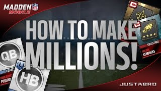 getlinkyoutube.com-How To Make Millions of Coins in Madden Mobile 16 (How To Make Coins)