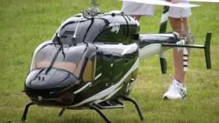 getlinkyoutube.com-Gigantic Bell 429 Global Ranger Scale Turbine RC Helicopter A.L.K Model Show