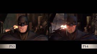 getlinkyoutube.com-Batman: Return to Arkham — Official Side-by-Side Comparison Video