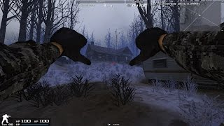 getlinkyoutube.com-Combat Arms Global - Jogando Novo Modo Hunted Dark Hills