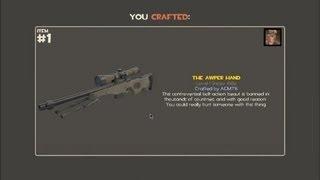 Team Fortress 2 AWPer Hand Craft