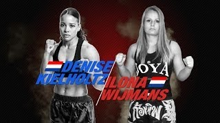 getlinkyoutube.com-Ilona Wijmans (The Netherlands) vs Denise Kielholtz (The Netherlands)