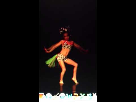 Jazz Solo 5 yr old