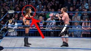 10 BEST TNA Man Vs Woman Matches