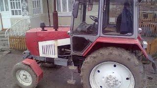 getlinkyoutube.com-Юмз 8073 огляд трактора