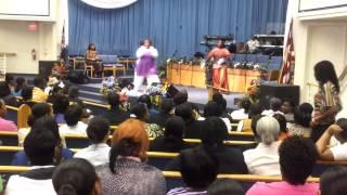 getlinkyoutube.com-Speak Into the Atmosphere - Myron Butler - (Praise Dance) by Wendee Miller