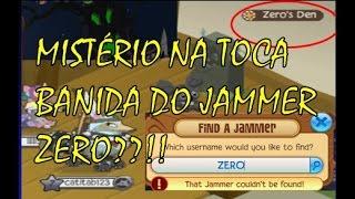 getlinkyoutube.com-MISTÉRIO NA TOCA BANIDA DO JAMMER ZERO ANIMAL JAM?!