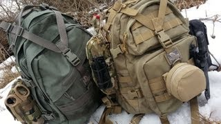 getlinkyoutube.com-Maxpedition 3-Day/Bugout Pack Review